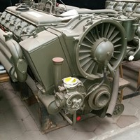 Deutz Engine F12L714A