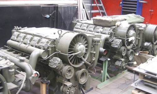 Deutz Engine F10L419F