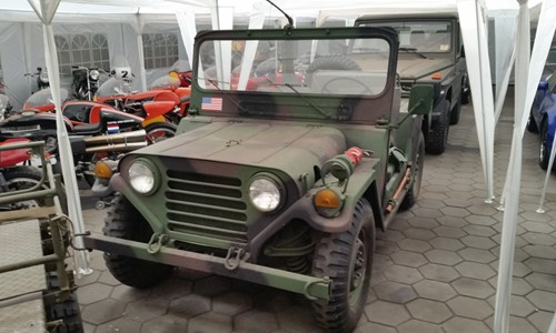 FORD MUTT M151A2